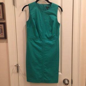 Ann Taylor zipper side dress - petite